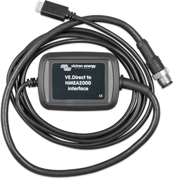 Interfaccia VE.Bus a NMEA2000