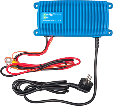 Caricabatterie IP67 / IP65 Blue Power