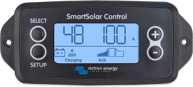 Display SmartSolar Control
